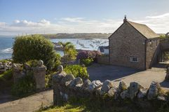 The Garrison, St Mary's, Isles of Scilly, England Stock Photography