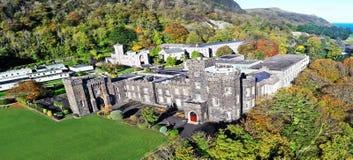 Garron torn Co Nordliga Antrim - Irland n I rathlinögle Royaltyfri Fotografi