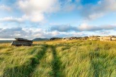 Garrow Tor i Cornwall Royaltyfria Bilder