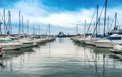 Garrucha-Hafen lizenzfreies stockbild
