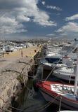 Garrucha Harbor Marina Stock Photography