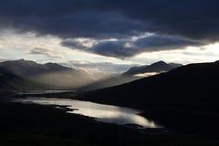 garry fjord Arkivbild