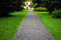 Garten 1 Lizenzfreie Stockfotos