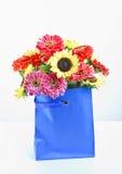 Garten-Blumenstrauß Stockbilder