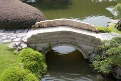 Garten der chinesischen Art Lizenzfreie Stockbilder