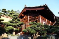 Garten der chinesischen Art Stockfotos