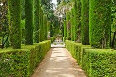 Garten der Dichter Lizenzfreies Stockfoto