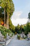 Garten der japanischen Art in Kyoto Lizenzfreie Stockfotografie