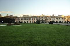 Garten estensi in Varese Stockfotografie