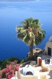 Garten in Griechenland. Lizenzfreies Stockbild