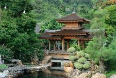 Garten Nan-Lian Stockfotos