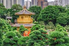 Garten Nan-Lian Lizenzfreies Stockbild