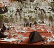 Garten-Party Stockfoto