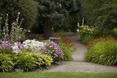 Garten-Pfad Stockbild