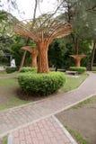 Garten PFAD Stockfoto