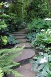 Garten PFAD Lizenzfreies Stockfoto