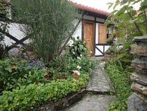 Garten PFAD Lizenzfreies Stockbild