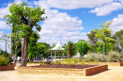 Garten Reguengos de Monsaraz Stockfotos
