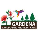 GARTEN-SERVICE Lizenzfreies Stockbild