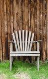Garten-Stuhl stockfotografie