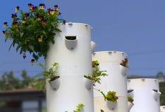 Garten-Turm-stützbares Leben Lizenzfreies Stockfoto