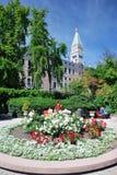 Garten in Venedig Lizenzfreie Stockbilder