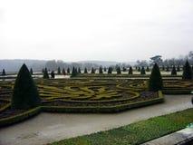 Garten in Versailles lizenzfreies stockbild