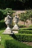 Garten-Verzierungen Stockfotos