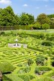 Garten von Hatfield-Haus lizenzfreie stockfotos