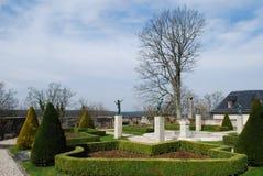 Schloss callenberg Lizenzfreies Stockbild