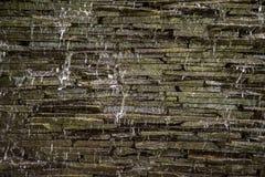 Garten-Wasserfall Lizenzfreie Stockbilder