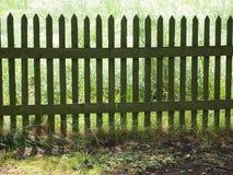 Garten-Zaun Lizenzfreie Stockfotografie