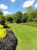 Gartenansicht Lizenzfreie Stockfotografie