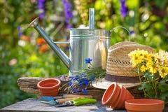 Gartenarbeit lizenzfreie stockfotos