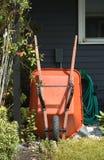 Gartenarbeit-Hilfsmittel Stockbilder