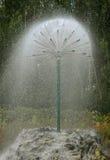Gartenbrunnen stockfotografie