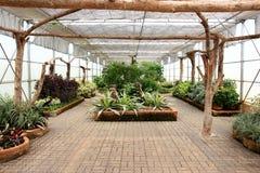 Gartengebäude Stockfotos