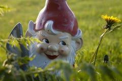 GartenGnome Lizenzfreies Stockbild