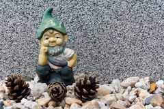 GartenGnome Lizenzfreie Stockfotos