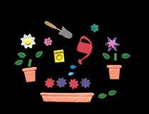 Gartenhilfsmittel Lizenzfreie Stockfotos