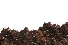 Gartenschmutz Stockbild