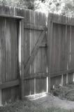 Gartentor Lizenzfreie Stockbilder