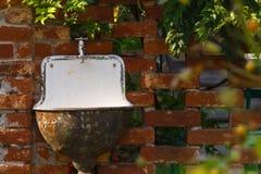 Gartenvorsprung Lizenzfreie Stockfotografie