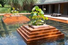 Gartenwasser Lizenzfreie Stockfotos