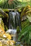 Gartenwasserfall Lizenzfreies Stockbild