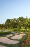 Gartenweg Lizenzfreie Stockfotos