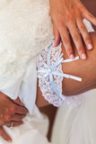 Garter Stock Photography