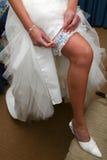 Garter Leg Stock Images