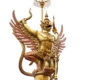 garuda,状态标志泰国皇家 库存图片