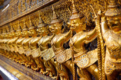 Garuda σε Wat Phra Kaew, μεγάλο παλάτι, Ταϊλάνδη Στοκ φωτογραφία με δικαίωμα ελεύθερης χρήσης